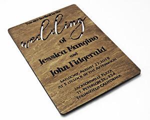 Wood-Wedding-Invitation-Wooden-Marriage-Invitation-invites-set-Rustic-Save-Date