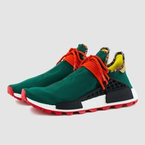 Details about Adidas NMD Hu Pharrell Inspiration Pack Green Size 14. EE7584 yeezy ultra boost