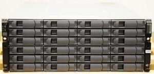 Netapp-DS4243-Plateau-de-Disque-24x-450-GB-X411A-15K-SAS-Disque-Dur-2x-IOM3