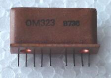 Om323 Hybrid VHF / UHF banda larga AMPLIFICATORE Semiconductor