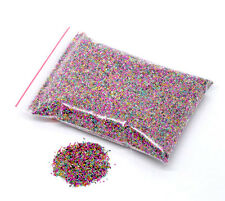 25g Mixed No Hole Micro Beads Caviar Manicure, Crafts.