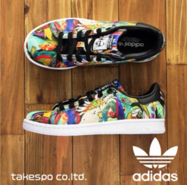 the latest 69e63 361d3 1711 adidas Originals Stan Smith Women's Sneakers Sports Shoes BZ0412  Colorful