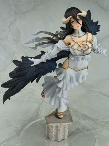 Overload Albedo Flying 1//8 Figure 25cm Toy No Box