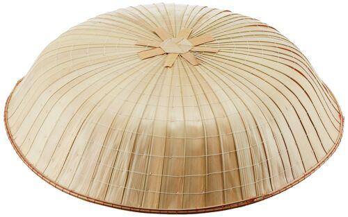 Takegasa Traditionell Samurai Reise Bambus Hut Dia Gotoku Japanische 46cm