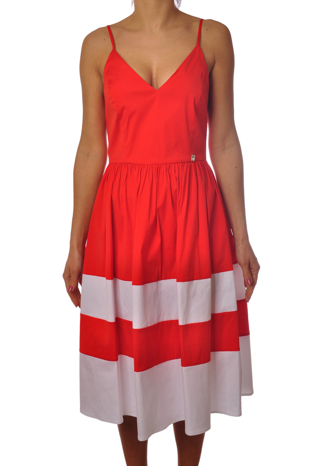 Twin Set - Dresses-Dress - Woman - Red - 5125510H185035