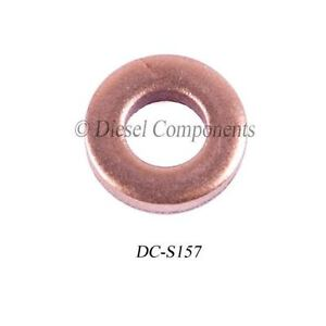 Injector Seals for Renault 1.5 DCI Megane 4 x Diesel Fuel Injector Washers