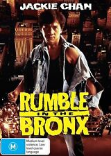 Rumble in the Bronx - Jackie Chan R4 DVD NEW
