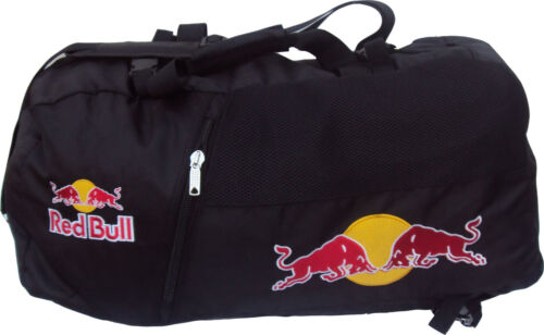 1 of 7 Sports Bags Red Bull+BMW Travel Backpack Hiking waterproof Air Cool  Cyclebag bb95126887d51