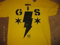 Wf Wrestling Federation Officially Licensed T-shirt Gts Go To Sleep