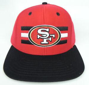 San Francisco 49ers New NFL Embroidered Hat Snapback Adjustable Cap  Vintage