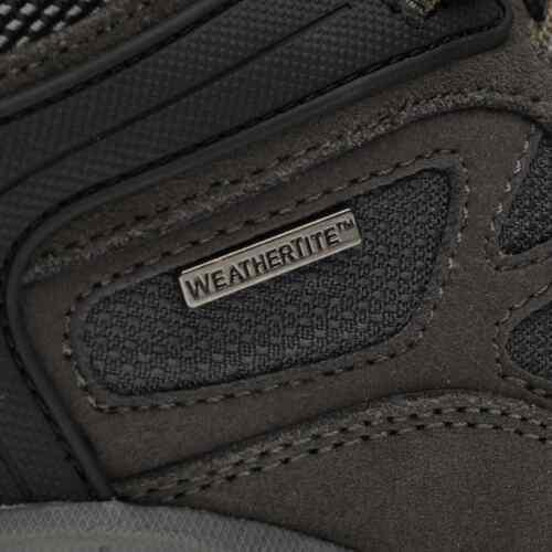 KARRIMOR homme Aspen Faible Chaussures De Marche Imperméable Lacets Respirant Vibram