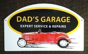 "Amoco Single Sided Heavy Oval Sign 24/"" Cabin Home Station Garage Shop Decor"