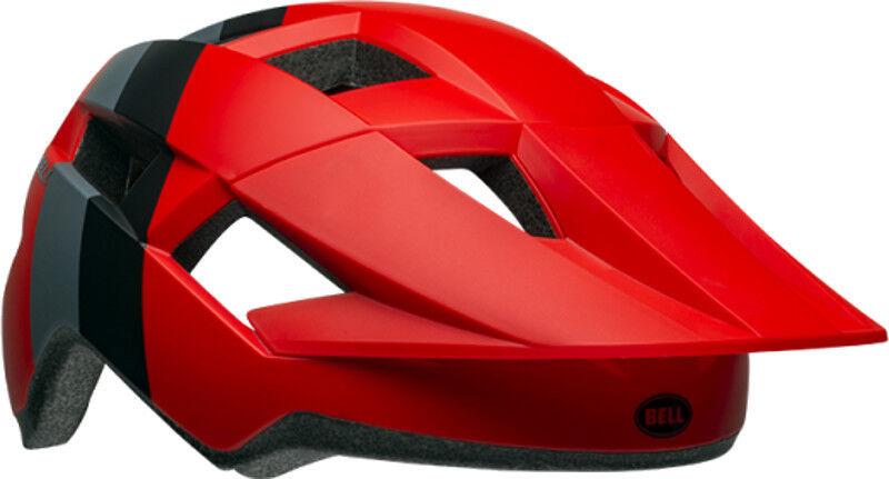 Bell Spark MIPS Bike Helmet Matte Crimson negro UniTalla
