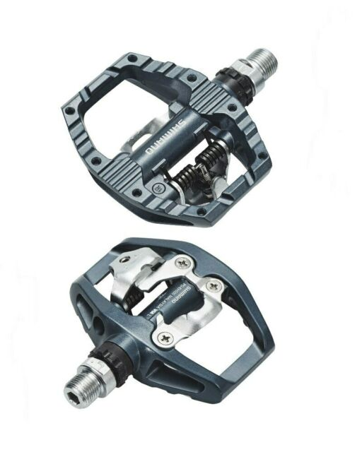 Shimano PD-EH500 SPD/Platform Touring pedals