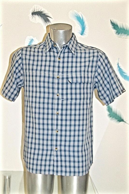 Lyle Y Scott Ringer camiseta en Verde y Azul Marino alpino-Mangas Cortas Algodón
