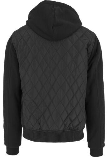 Classics Urban Giacca Nylon Uomo Quilt Tb1149 Diamond Hooded Giubbotto Jacket AqqdxOr1