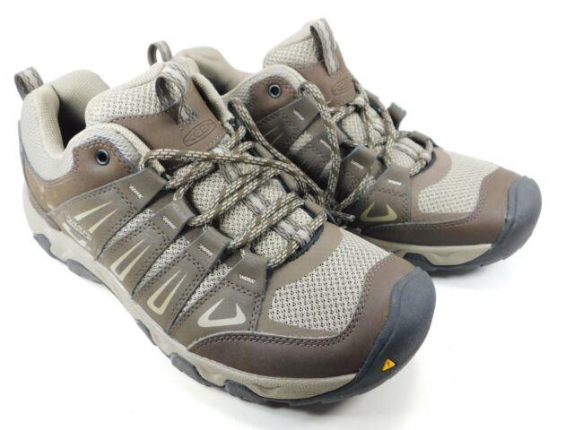 D Keen Siskiyou Low Size US 10 M EU 43 Men/'s WP Trail Hiking Shoes 1018973