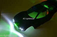Traxxas Rustler VXL VX-5 E-Revo Stampede LED Light Set  #46