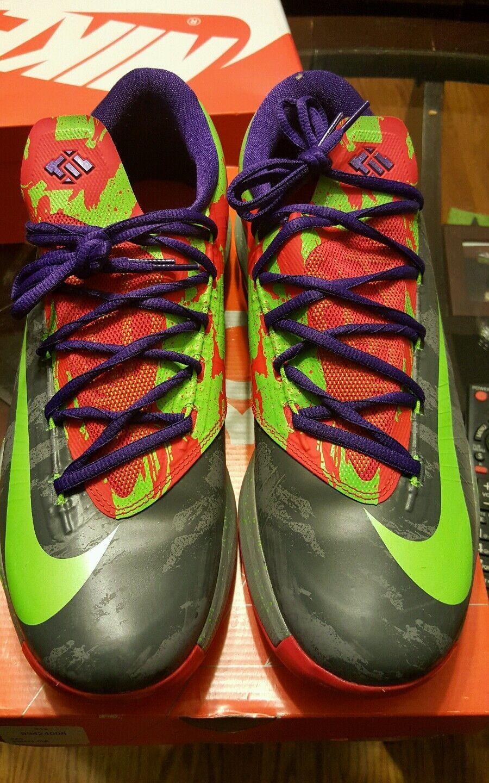 Basketball Shoes Nike KD 6 Energy Multi-Color 11.5 M