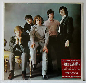 THEM-The-Angry-Young-Them-LP-vinyl-Eur-2016-Sony-Exile-New-Sealed-van-morrison