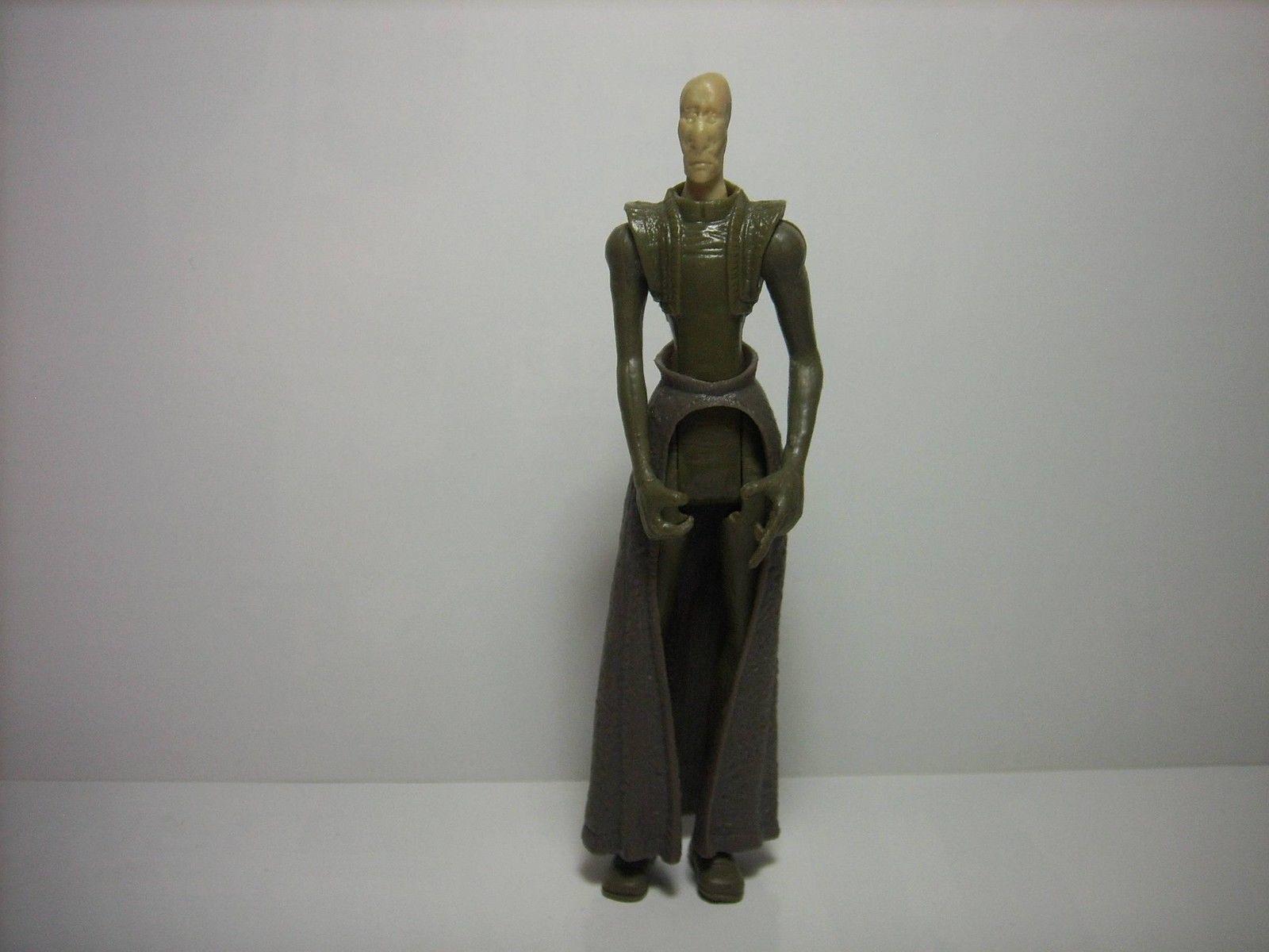 Star Wars Prototype - San Hill - 2003 Saga AOTC Geonosian War Room