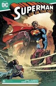Superman-Up-In-The-Sky-1-6-Select-Main-Covers-DC-Comics-2019-NM