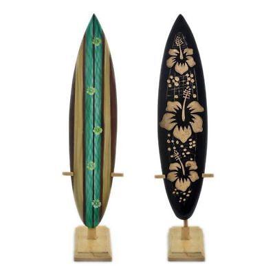 Decorazione surfboard in legno 60cm Welcome to Specchio delle mie brame lettino surf