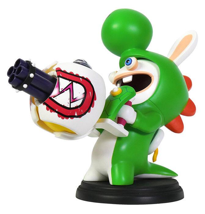 Mario + Rabbids Kingdom Battle Yoshi 6-inch PVC Figure UBISOFT