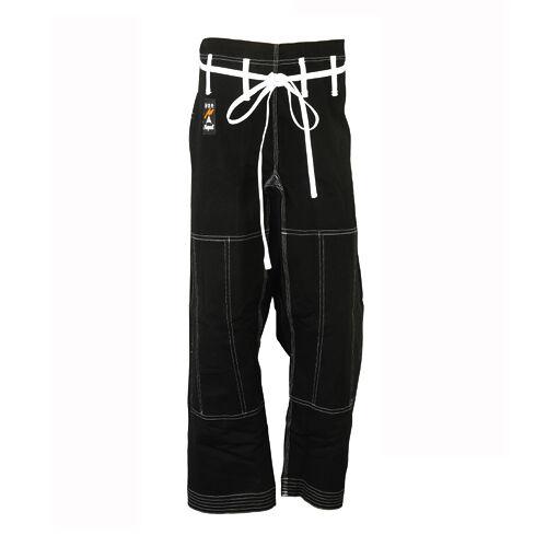 Playwell Brésilien Ju Jitsu Pantalons Noirs Bjj Entraînement Gi Pantalon Jiu