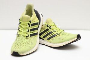 9642dce393d34 ADIDAS Women s Volt Neon Yellow Ultra Boost S77512 (Size 7.5 ...