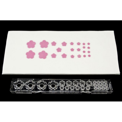 Windsor CIRCLES Clikstix Plastic Cutter Set SUGARCRAFT CAKE CRAFT MODDELING