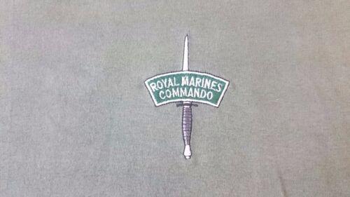 ROYAL MARINES COMMANDO SWEATSHIRT