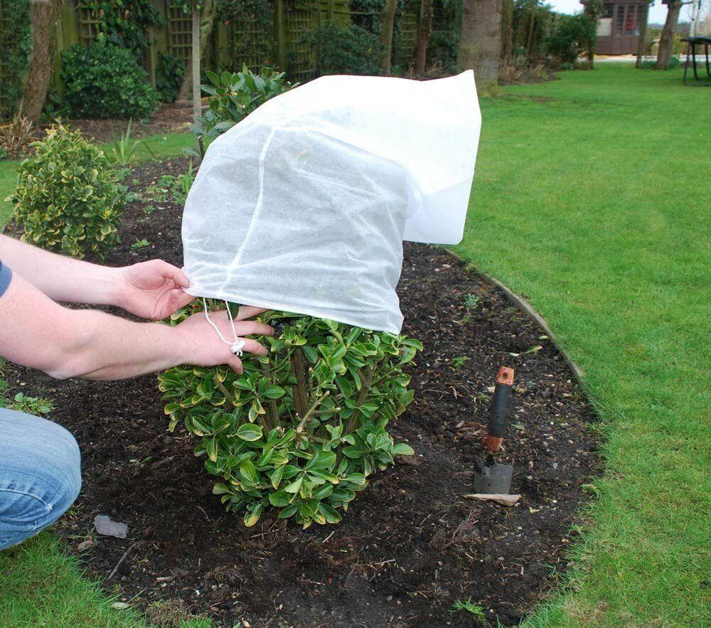 PREMIUM Winter Frost Protection Fleece Jacket Insect Bird 1250mm x 800mm