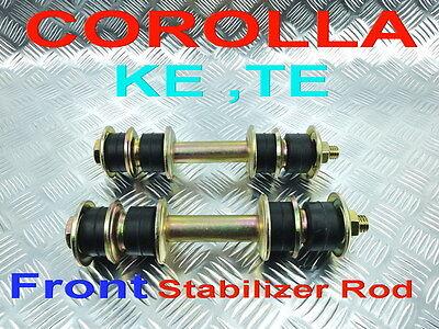 Front Stabilizer Rod FIT FOR TOYOTA COROLLA TE70 TE71 KE70 TE27 KE25 KE20
