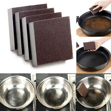 Magic Kitchen Cleaning Tool Nano Emery Rub Pot Rust Focal Stains Sponge Removing