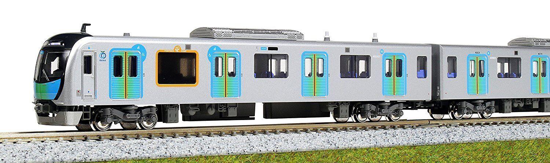 KATO N - lastprofil Seibu 40000 Basic 4 -bil 10 -1400 modellllerltåg