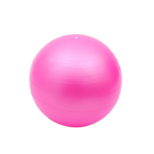 45cm Yoga Core Ball Fitness Exercise Gym Balls Abdominal Back Leg Workout kIKYH