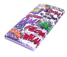 Hülle f Sony Xperia P LT22i Schutzhülle Tasche Case Cover Etui Comic Crash BooM