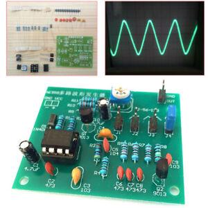 Details about NE555 Multi-Channel Waveform Generator Module Sine Triangle  Square Wave DIY Kits