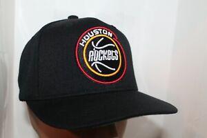 Houston-Rockets-Mitchell-amp-Ness-HWC-NBA-Team-Logo-Snapback-Hat-Cap-36-00-NEW