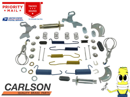 Complete Rear Brake Drum Hardware Kit for Ford Fairlane 1962-1970 for 10x2 Drums