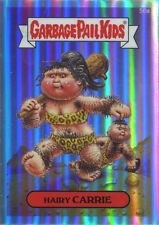 Garbage Pail Kids Chrome Series 2 Refractor Parallel 56a HAIRY CARRIE