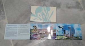 EMPTY-Paper-FOLDER-Malaysia-1998-Sukom-98-Commonwealth-Games-Rm50-BankNote-Note