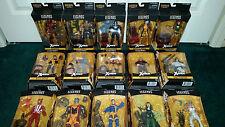 Marvel Legends BAF Juggernaut + Warlock FULL Deadpool Wolverine Colossus Cyclops