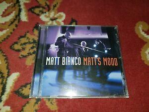 MATT BIANCO - MATT'S MOOD (10 TRK CD)