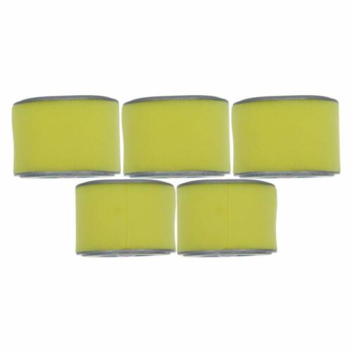 QHALEN 5pcs Air Filter Cleaner For Honda GX240 GX270 8HP 9HP Engine Lawn Mower