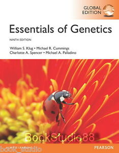 ESSENTIALS OF GENETICS KLUG EPUB