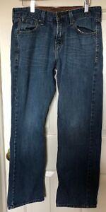 fcf97322 Mens Levi's Levi Levis Authentics Signature Vintage Straight Jeans ...