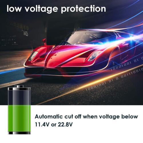 Vantrue Dash Cam Hardwire Kit Fuse Taps Latest Version 12V to 5V Mini USB