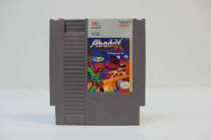 Abadox Deadly Inner War - Nintendo NES Game Authentic